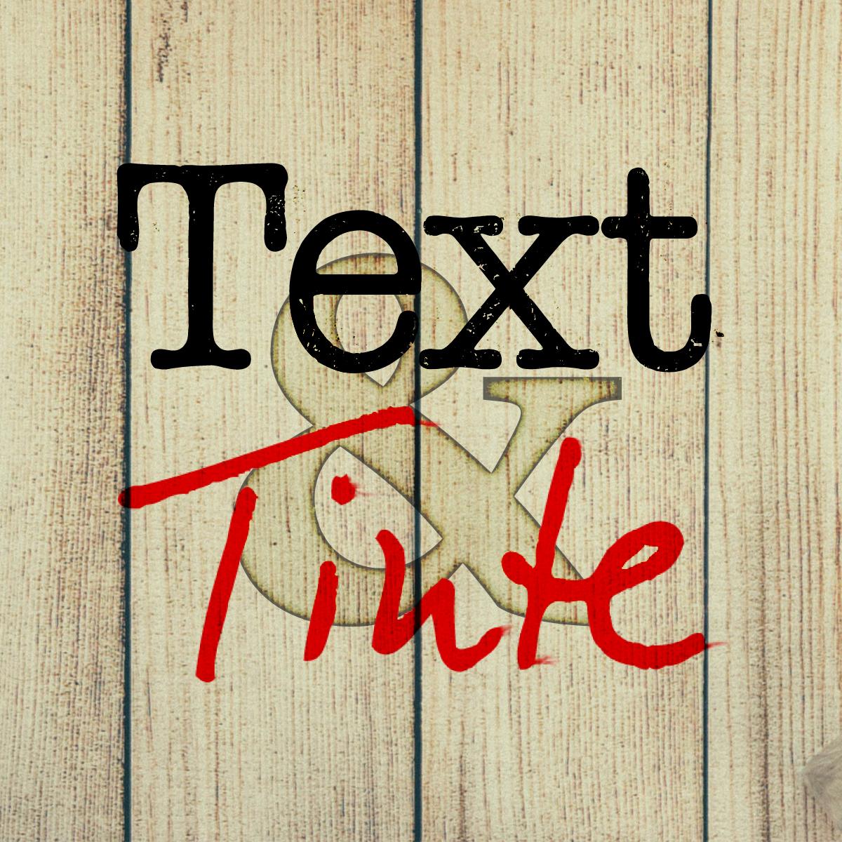 Text und Tinte Lektorat Korrektorat